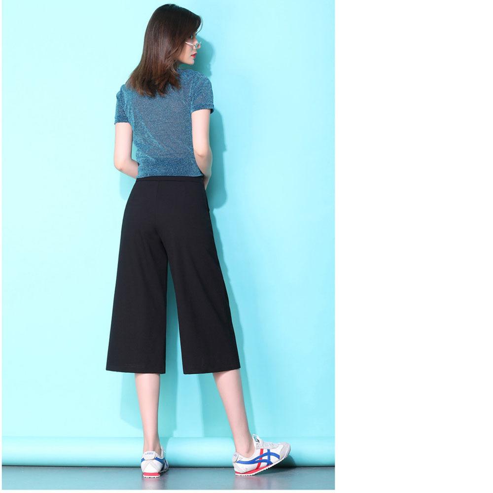 fagire法茄罗 2019 春夏 七/九分裤 wf1060