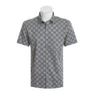 金利来Goldlion 衬衫  春夏 短袖衬衣 MBSD098-31001