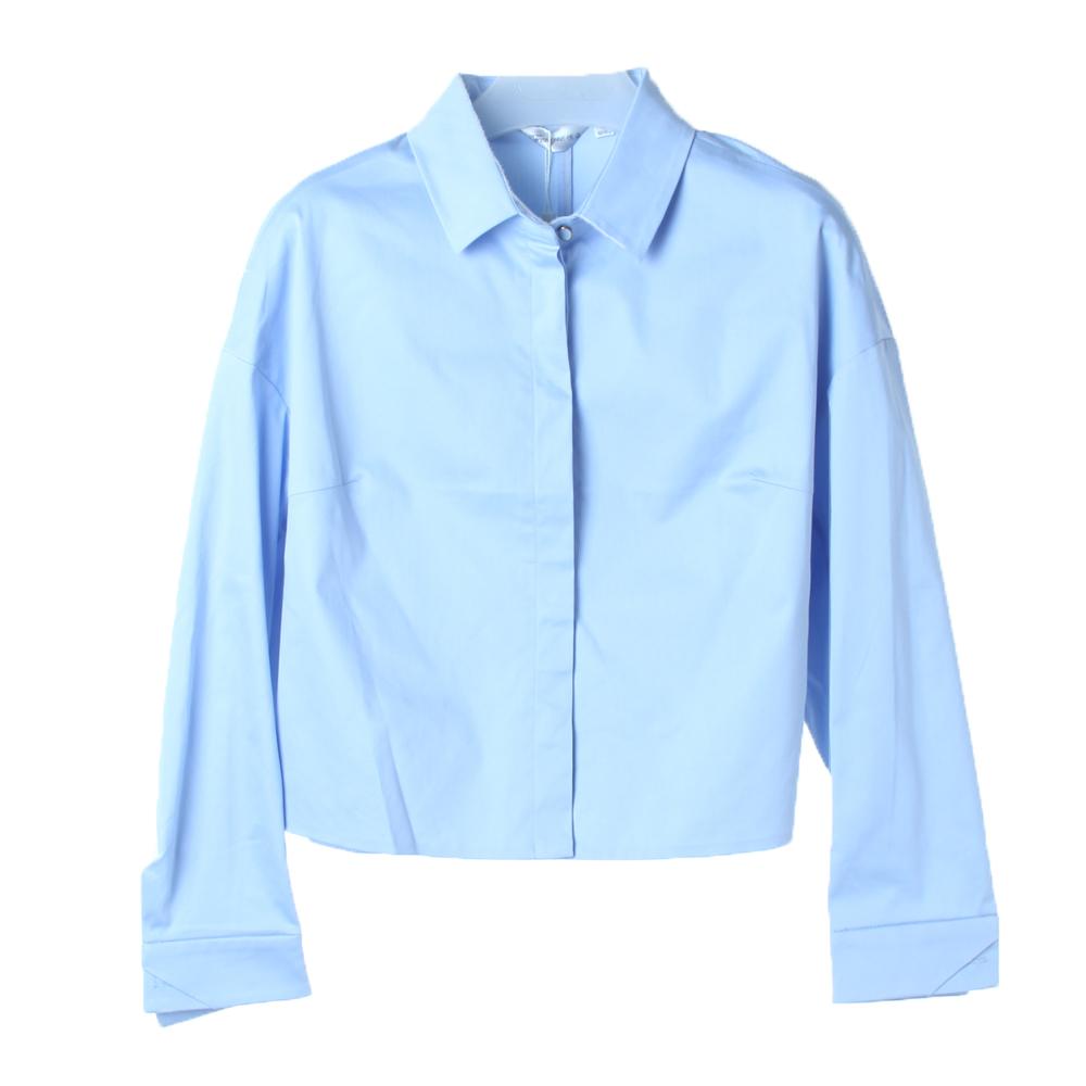 服装衬衫长袖设计图展示