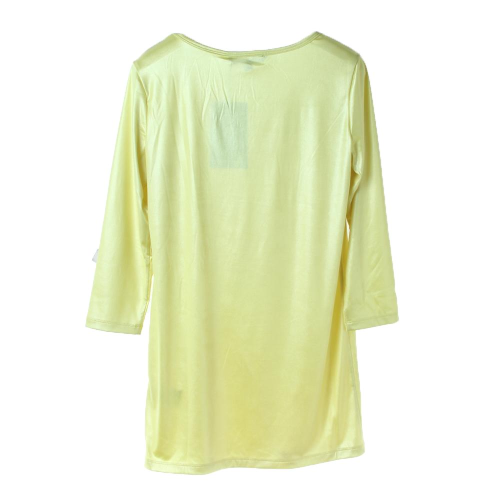 宽松舒适长袖T恤