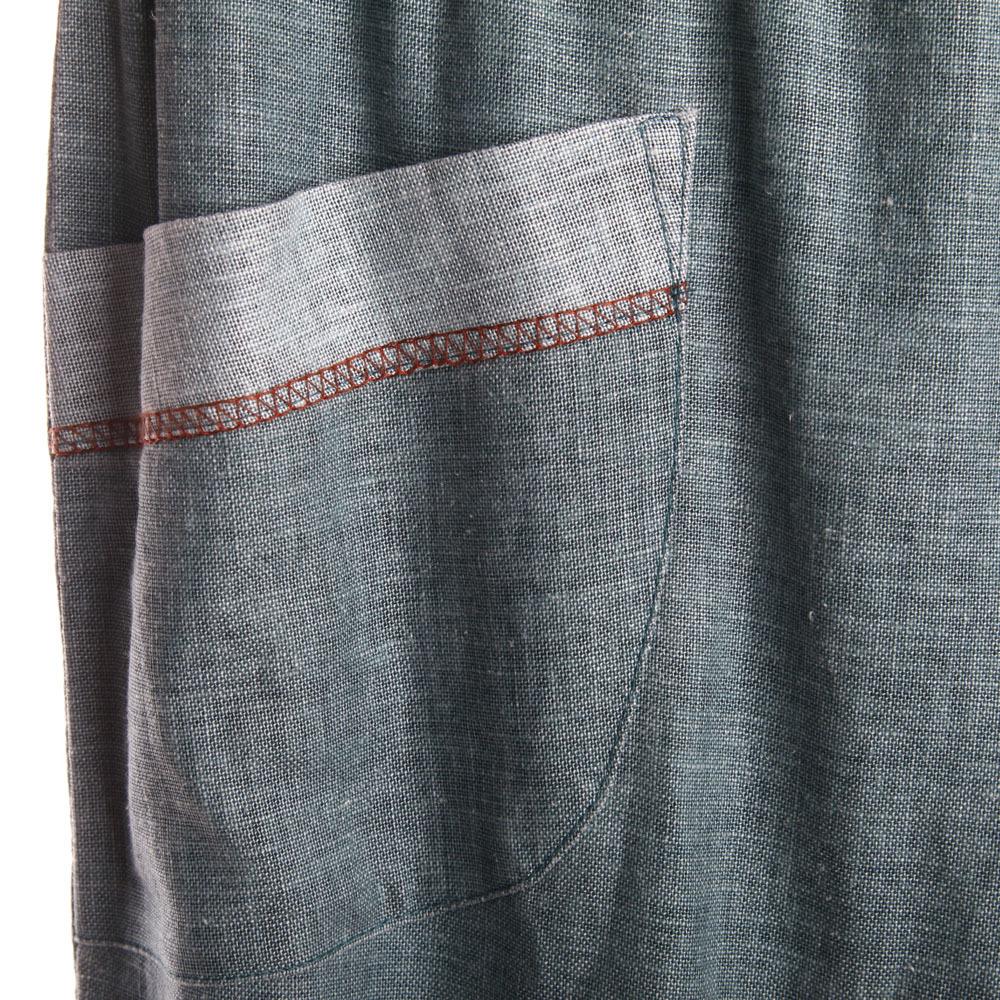卷筒式叠裤子图解