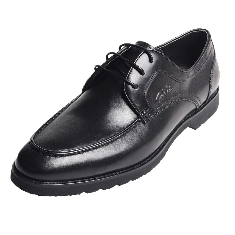 沙驰款正装皮鞋