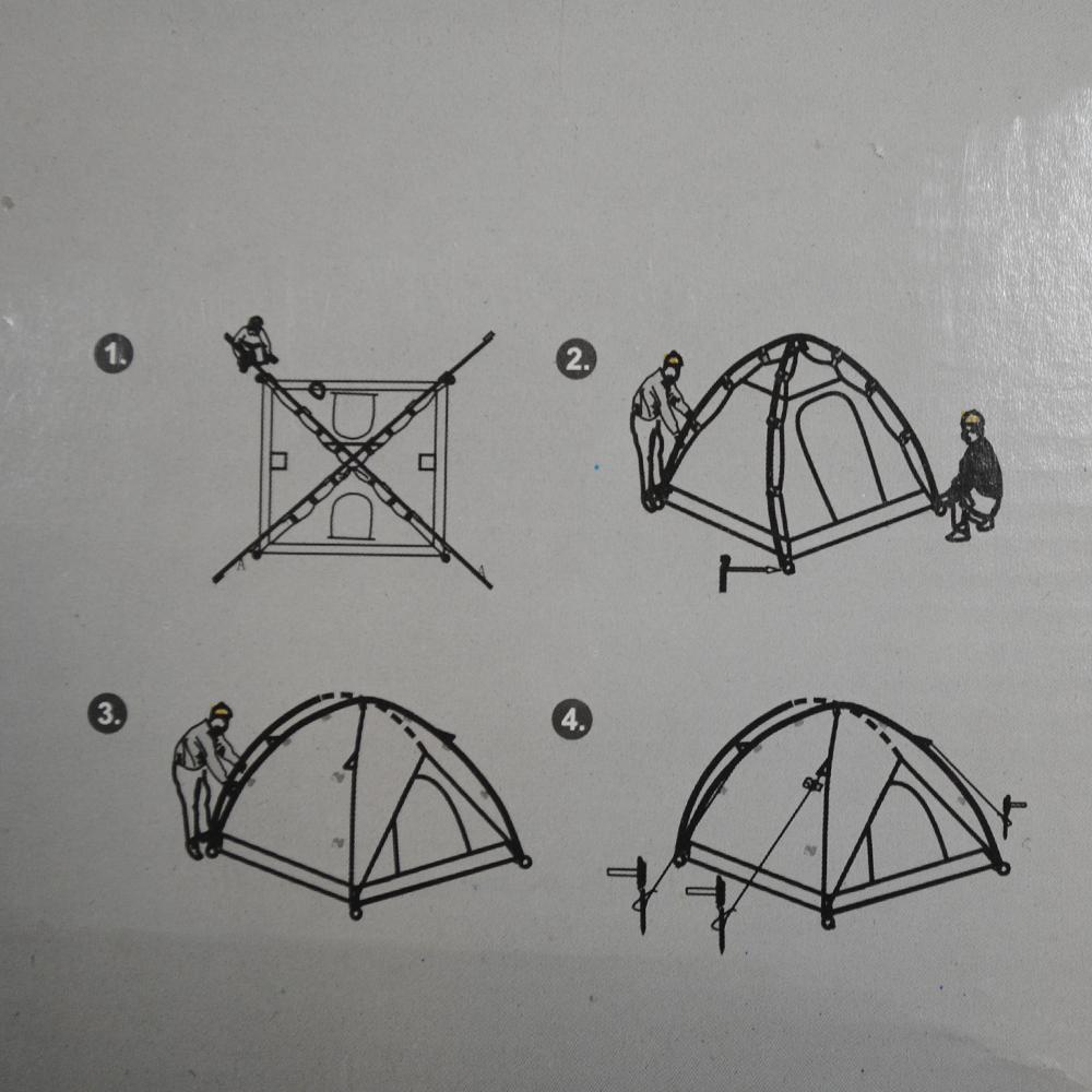 帐篷手绘图片大全
