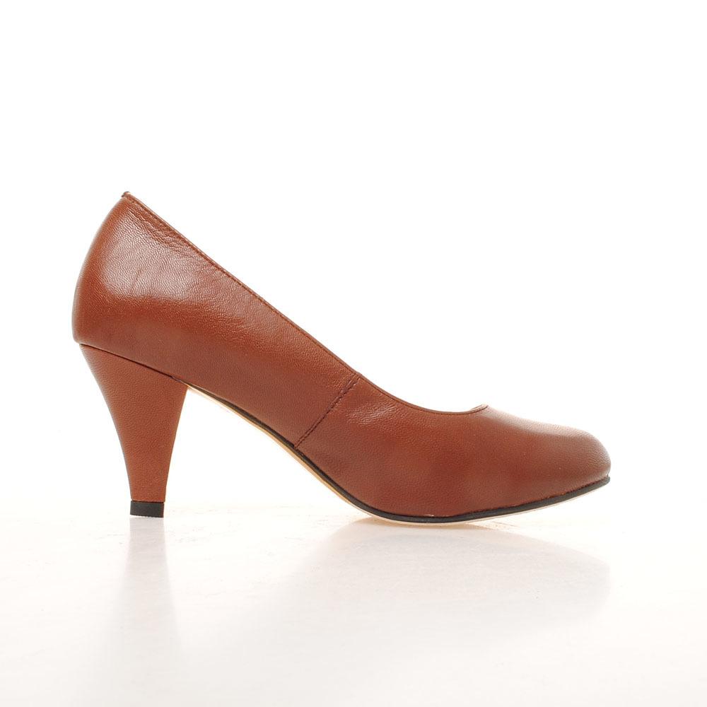 红蜻蜓女款高跟鞋-上品折扣网