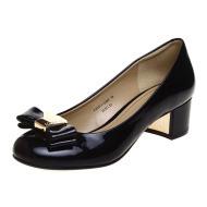 KISSCAT 鞋  秋冬 方跟单鞋 K55511-03QBC0