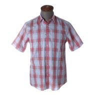 皮尔卡丹pierrecardin衬衫春夏短袖衬衣127246