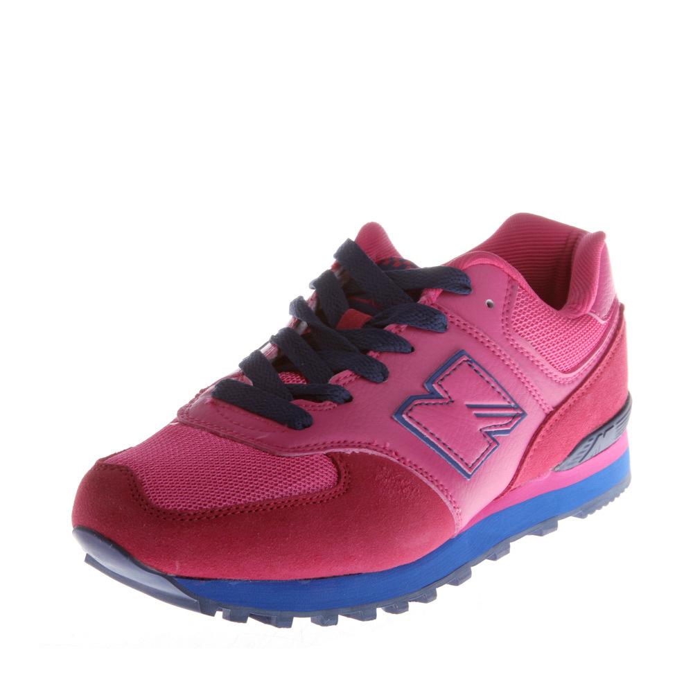 纽巴伦儿童女款运动鞋 简约潮流 个性风范