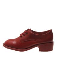 森达2020春夏名鞋女鞋方跟单鞋VB03TA01DL1AM0