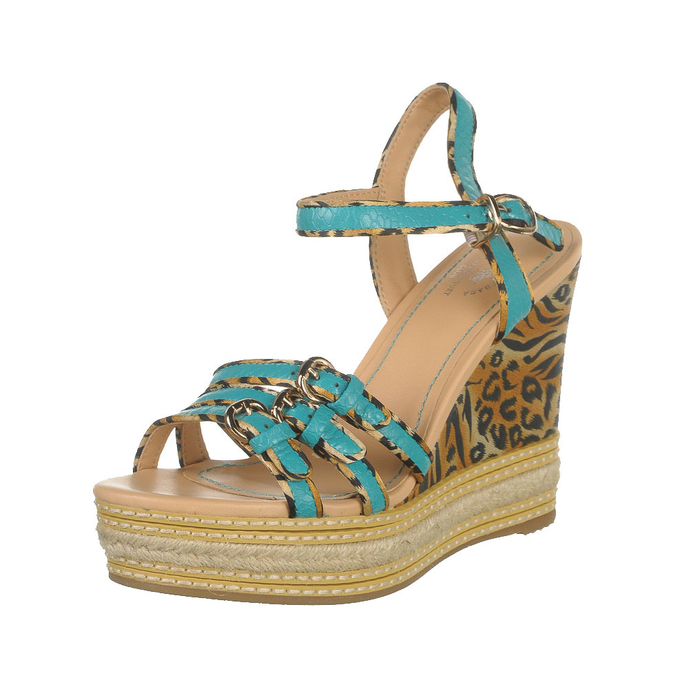 女式 圣大保罗 自动 礼盒 皮带/圣大保罗女式凉鞋