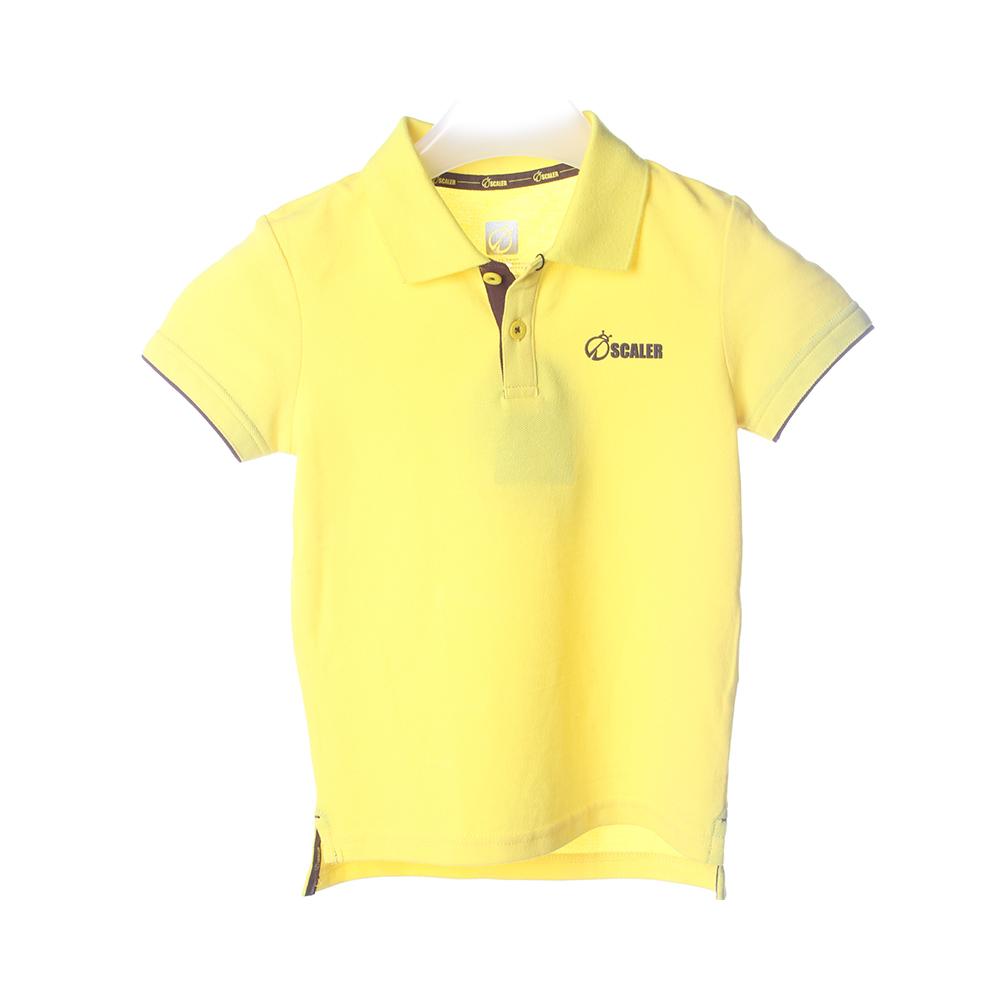 儿童短袖polo衫
