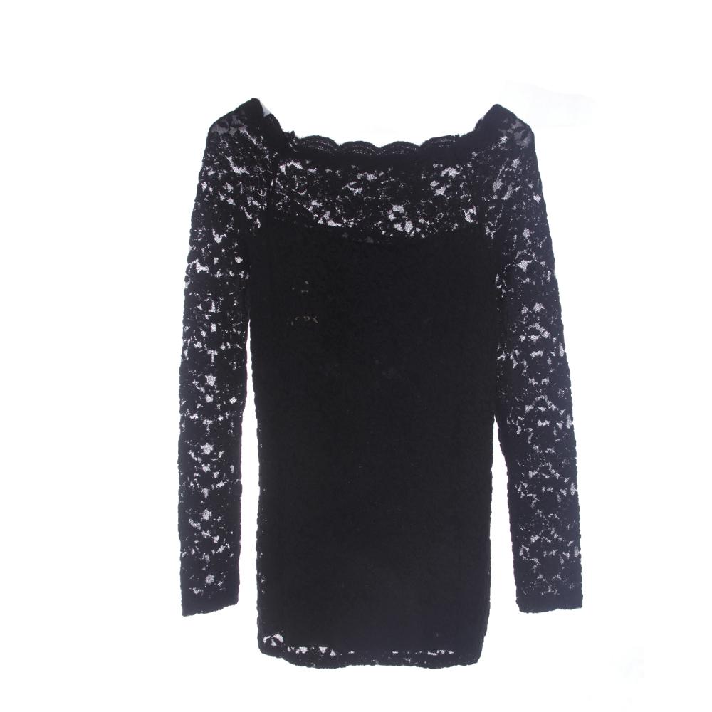 GGPX女款时尚蕾丝T恤衫