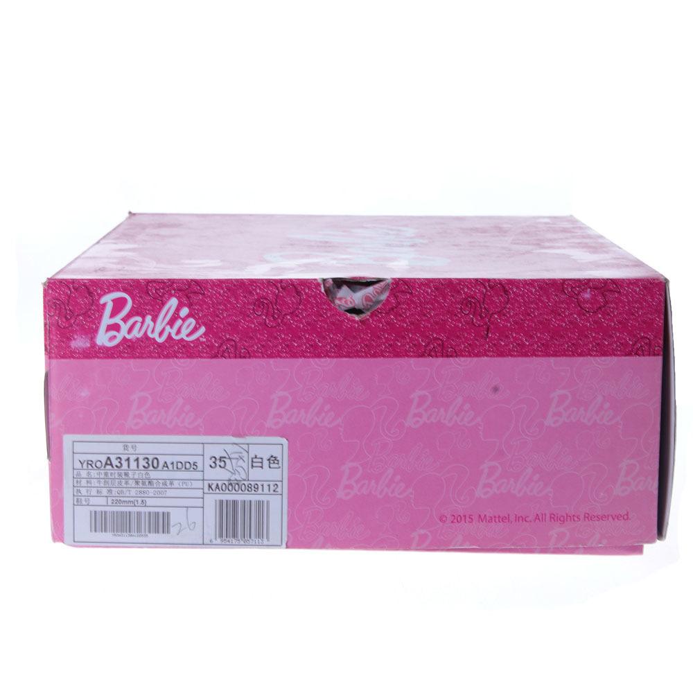 芭比barbie 儿童 秋冬 靴子 yroa31130a1dd5