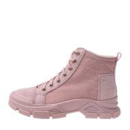 森达2019秋冬名鞋女鞋短筒靴VGL4SE01DK1DD9