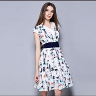 FAGIRE法茄罗女士时尚连衣裙