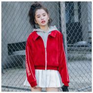 MISSLISA2020秋冬女装上装夹克/外套WSY-9055