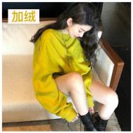 MISSLISA2020秋冬女装上装卫衣/帽衫WSY-W516-加绒