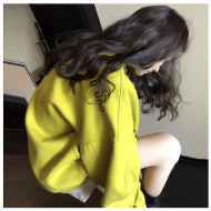 MISSLISA2020秋冬女装上装卫衣/帽衫WSY-W516