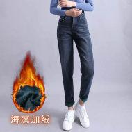 MISSLISA2020秋冬女装裤子牛仔裤YR236