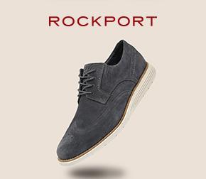 鞋-品牌周-ROCKPORT
